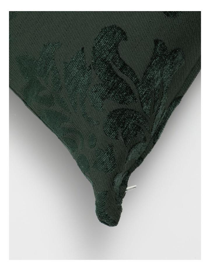 Heritage Maxima Velvet Cushion in Ivy image 2