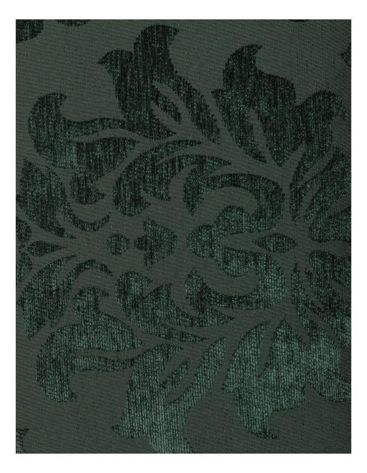 Heritage Maxima Velvet Cushion in Ivy image 3