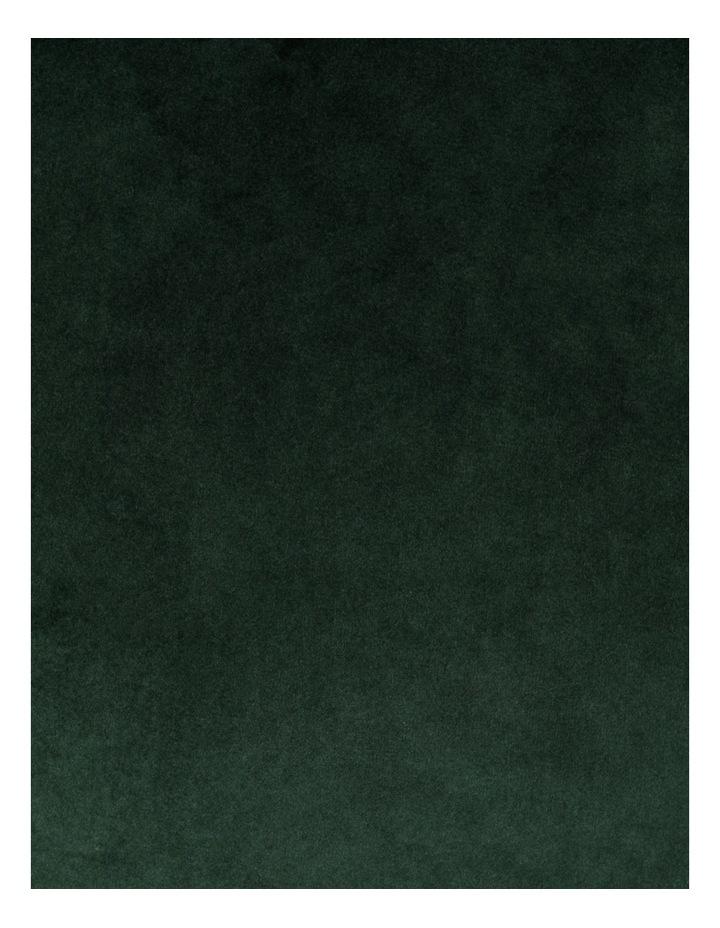 Vivienne Velvet Cushion in Emerald image 3