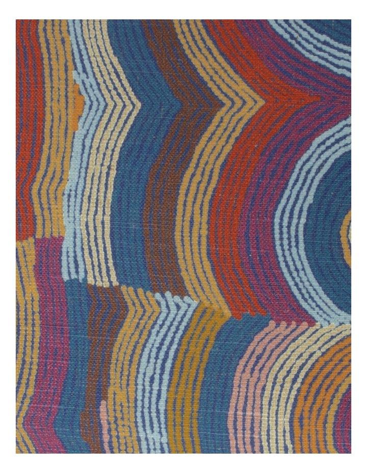 Selina Napanangka Fisher - Vaughan Springs Dreaming Bird Cushion image 3