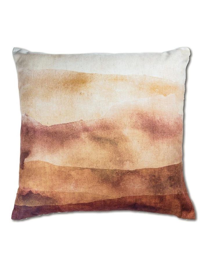 Sutherland Amber Cushion 50x50cm image 1