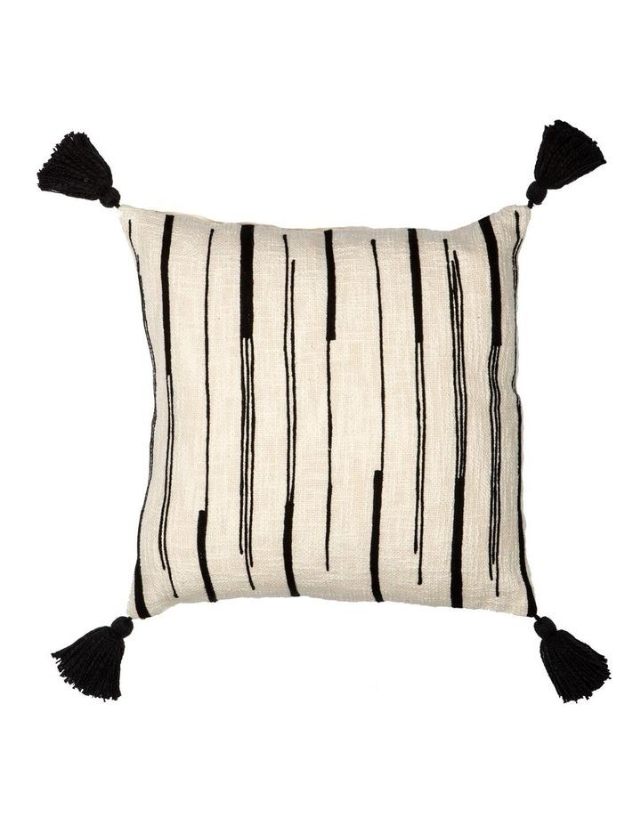 Harlow Cushion Black image 1