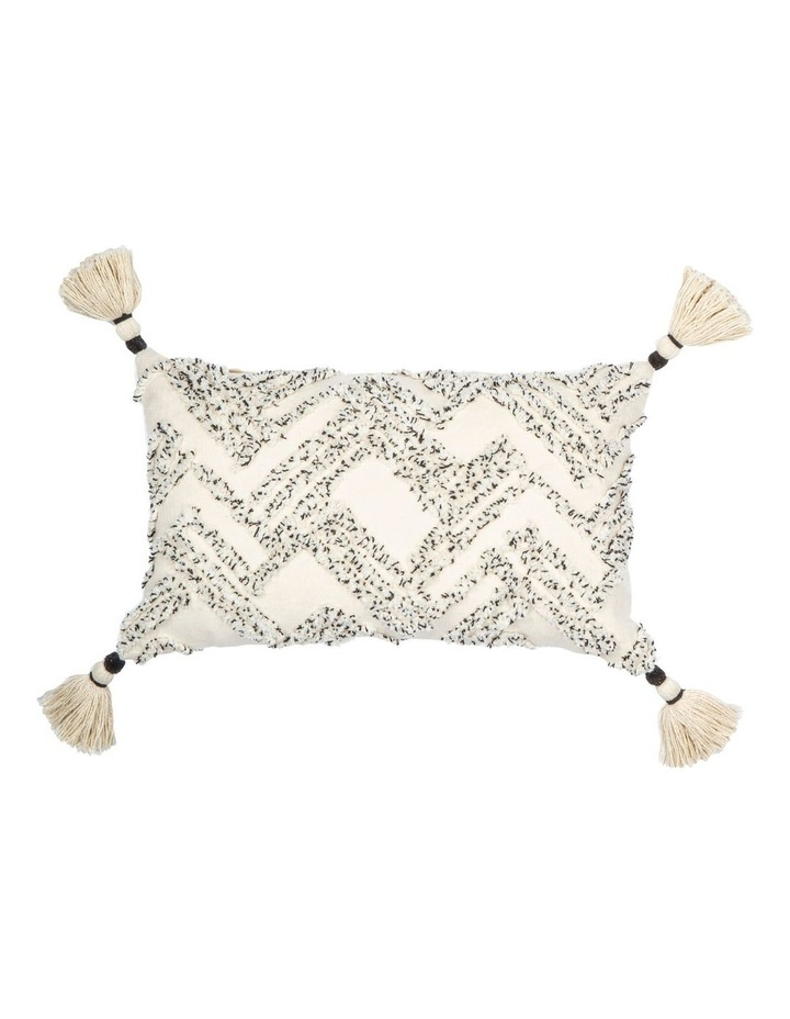 Callinda Cushion Natural/Black image 1