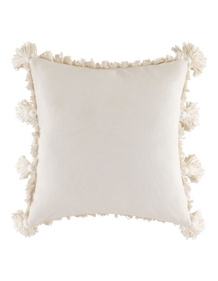 KAS Daffie Square Cushion in Natural: 50x50cm image 2