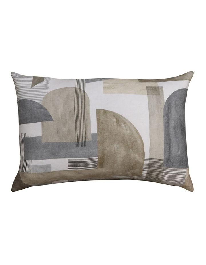 Madras Link Hyde Printed Linen Cushion 40x60cm image 1