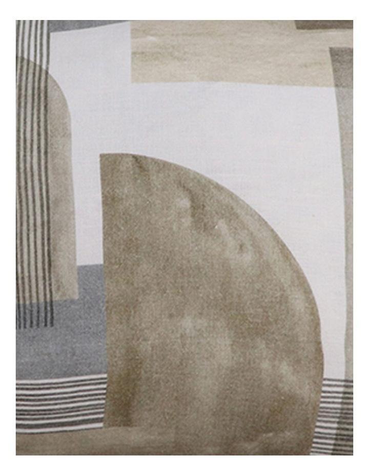 Madras Link Hyde Printed Linen Cushion 40x60cm image 2