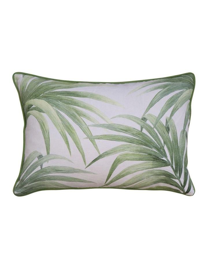 Madras Link Aruba Green Cushion 40x60cm image 1