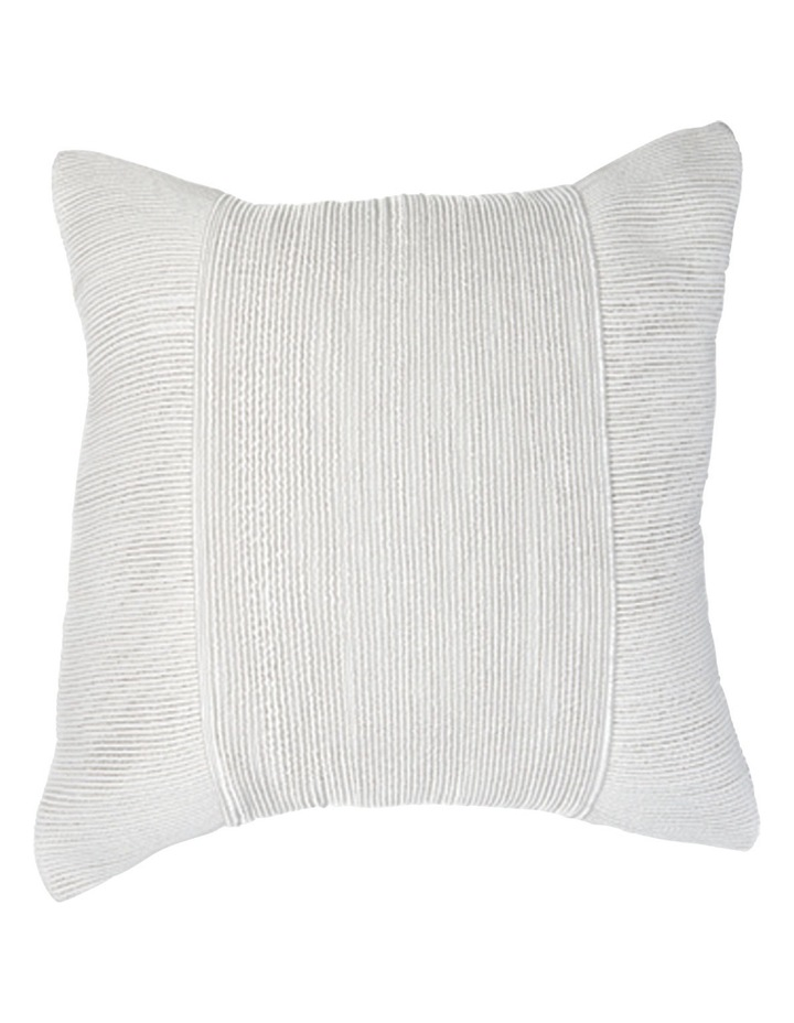 Tuxedo Lounge Cushion in Silver image 1