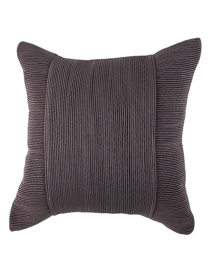 Tuxedo Lounge Cushion in Charcoal image 1