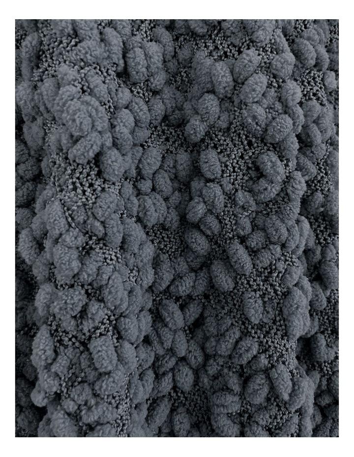 Madras Link Alpine Charcoal Throw 130x150cm image 2