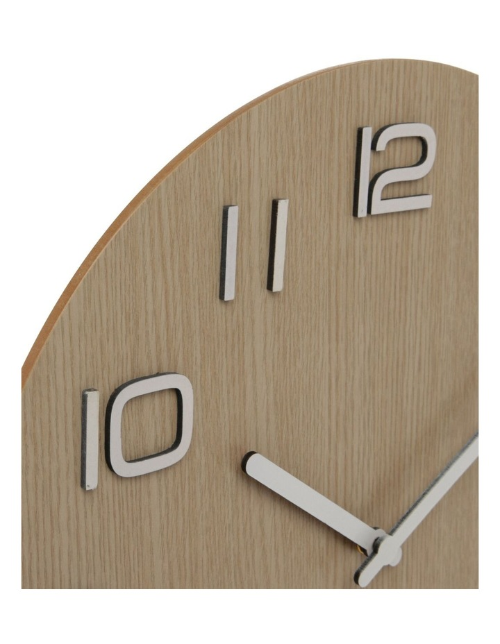 Whitewash Wall Clock 40cm image 2
