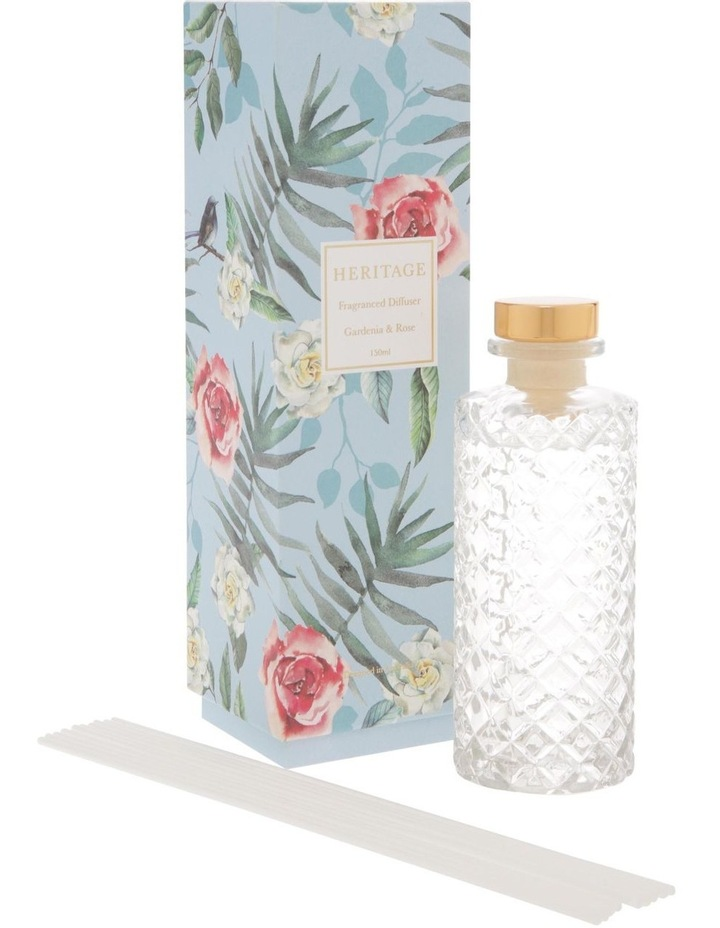 Gardenia & Rose Diffuser 150ml image 1