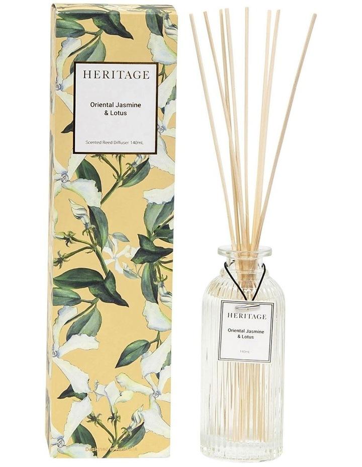 Oriental Jasmine & Lotus Diffuser 140ml image 1