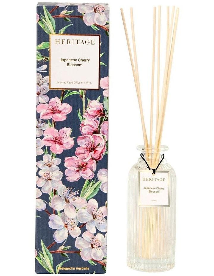 Japanese Cherry Blossom Diffuser - 140ml image 1