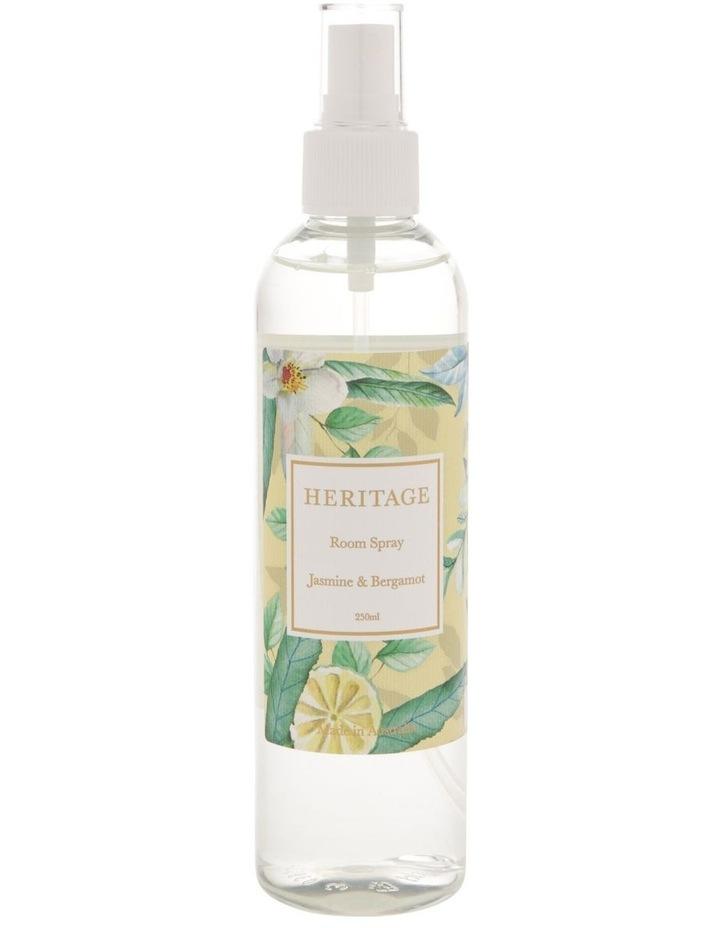 Jasmine & Bergamot Room Spray 250ml image 1