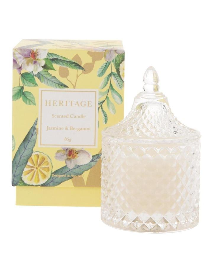 Jasmine & Bergamot Candle 85g image 1