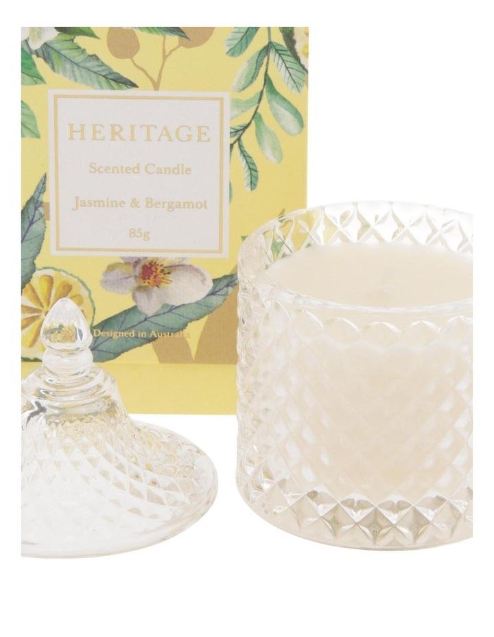 Jasmine & Bergamot Candle 85g image 2
