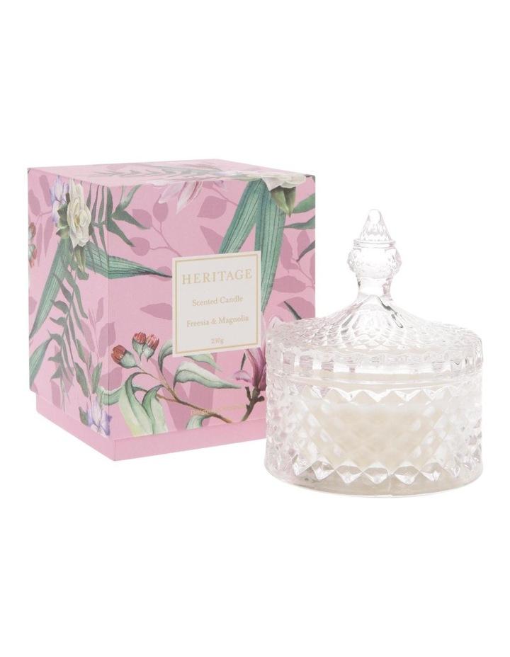 Freesia & Magnolia Candle 230g image 1