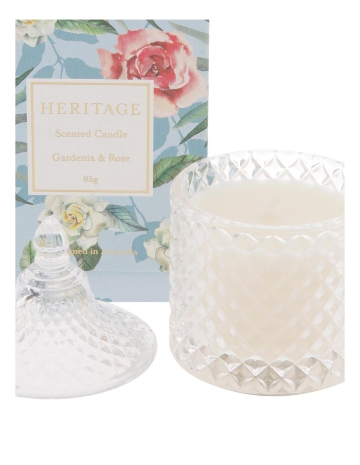 Gardenia & Rose Candle 85g image 2