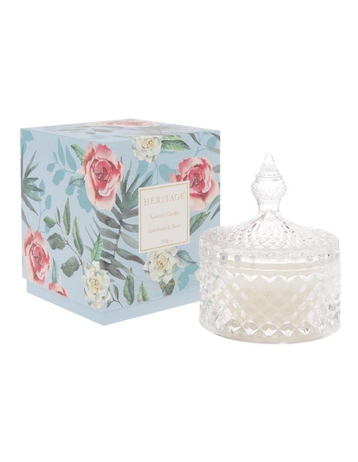 Gardenia & Rose Candle 230g image 1
