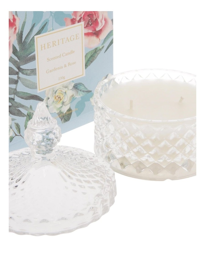Gardenia & Rose Candle 230g image 2