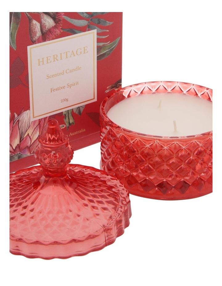 Festive Spirit Christmas Candle image 2