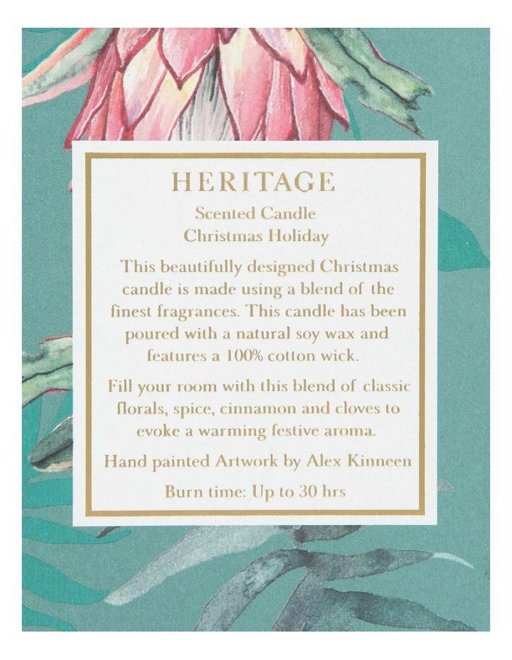 Heritage Christmas Holiday Christmas Candle image 4