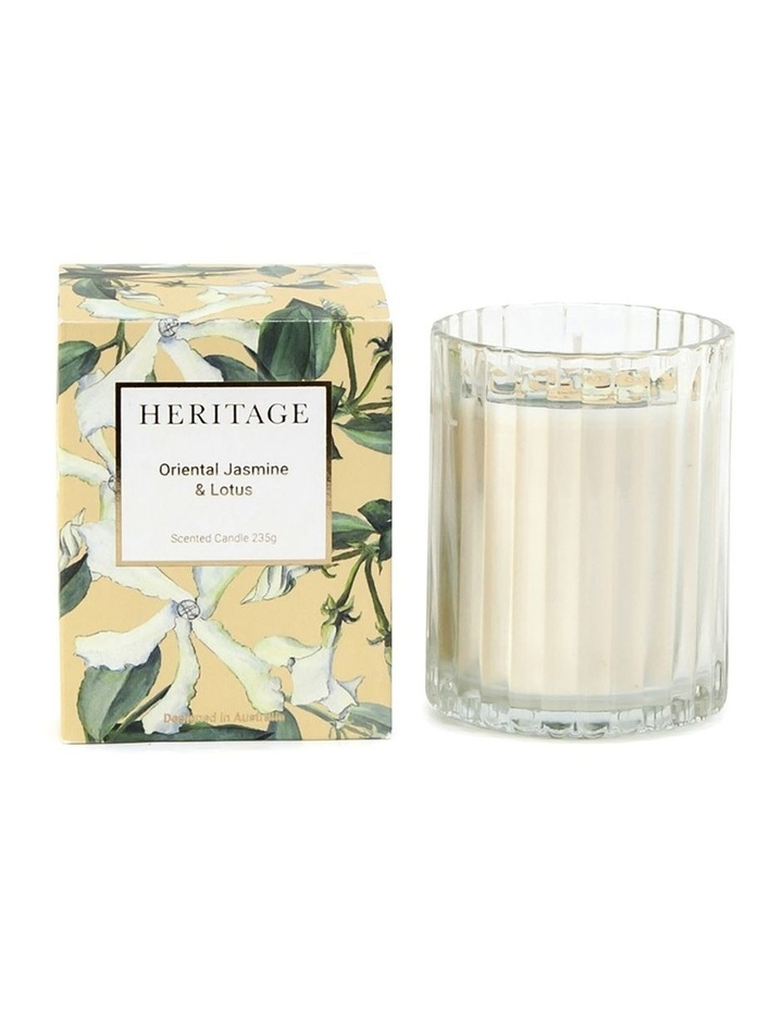 Oriental Jasmine & Lotus Candle 108g image 1