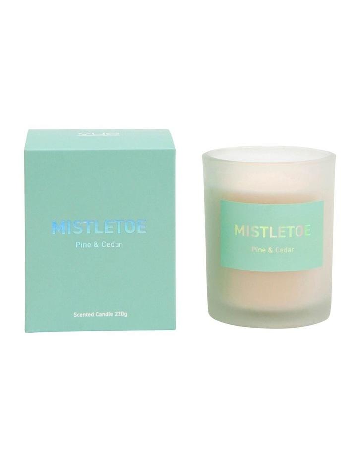 Mistletoe Candle 220g image 1