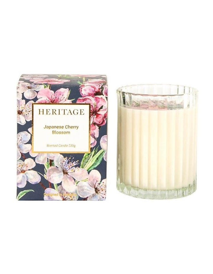Japanese Cherry Blossom Candle - 235g image 1