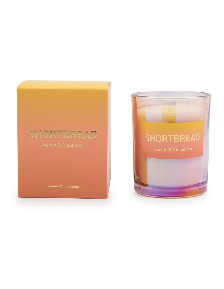 Shortbread Candle 220G image 1