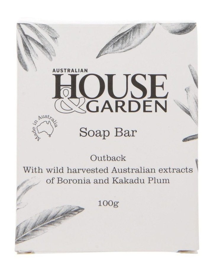 Outback Soap Bar 100g image 1