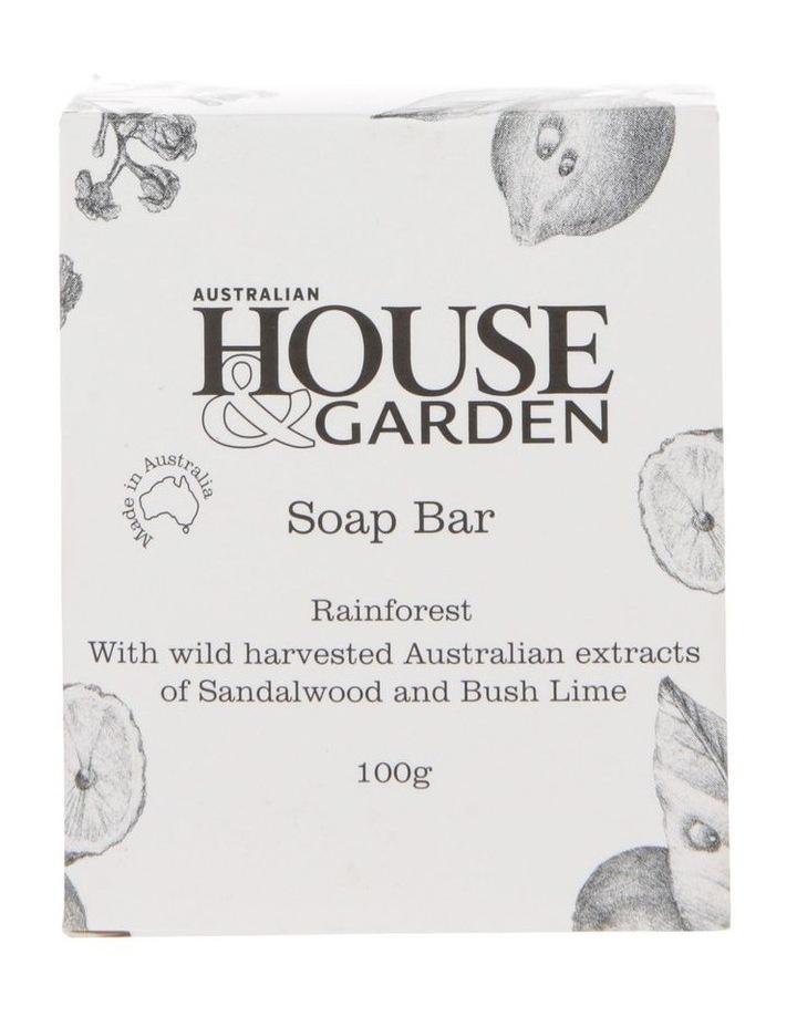 Rainforest Soap Bar 100g image 1