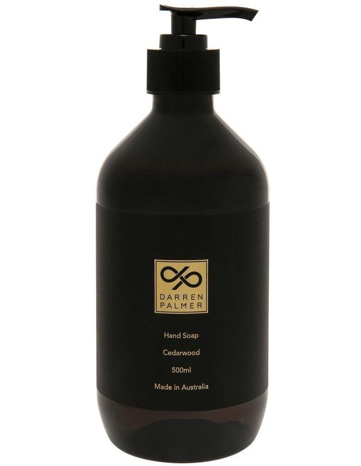 Cedarwood Hand Soap 500ml image 1