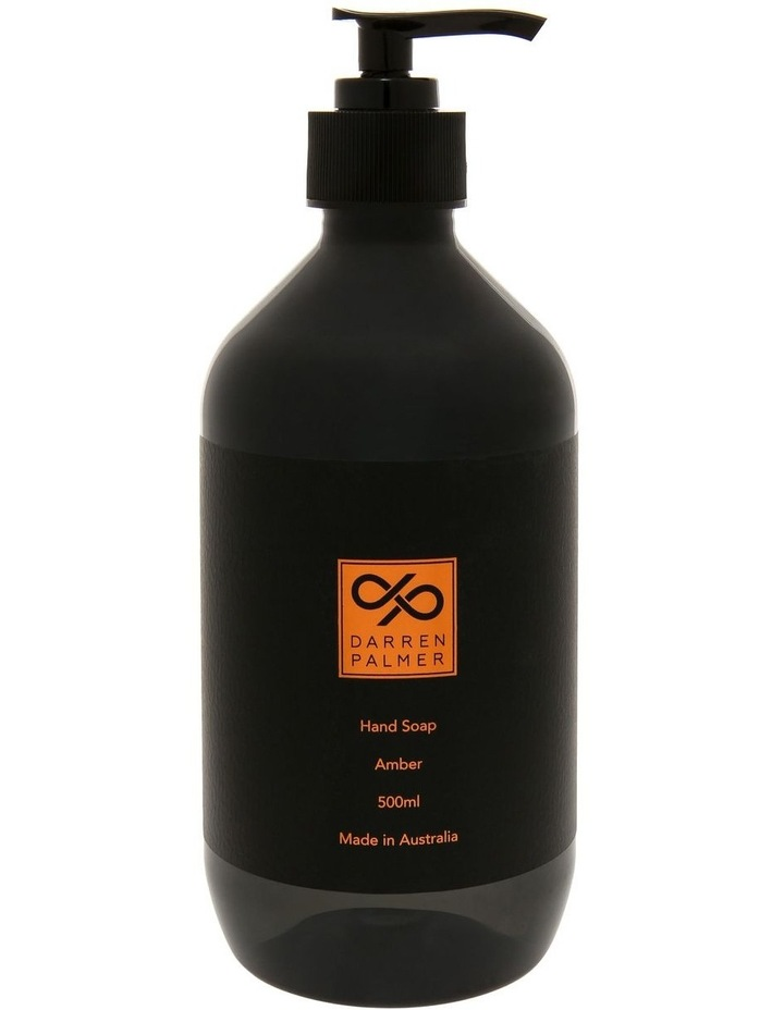 Amber Hand Soap 500ml image 1
