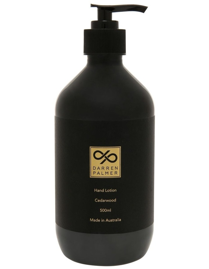 Cedarwood Hand Lotion 500ml image 1