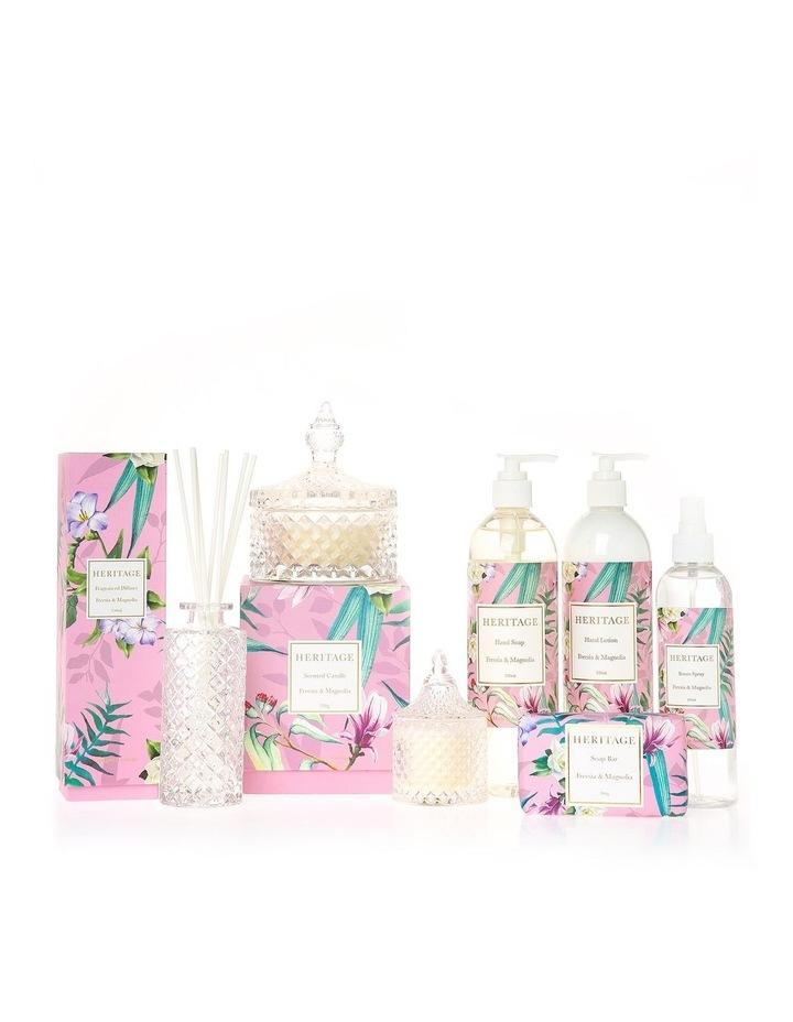 Freesia & Magnolia Soap Bar 200g image 3