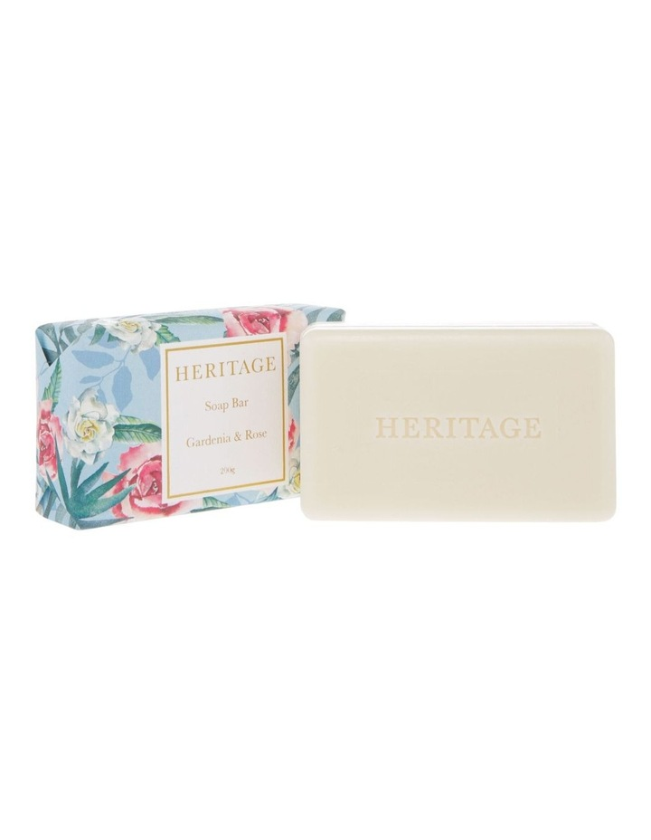 Heritage Gardenia & Rose Soap Bar image 2