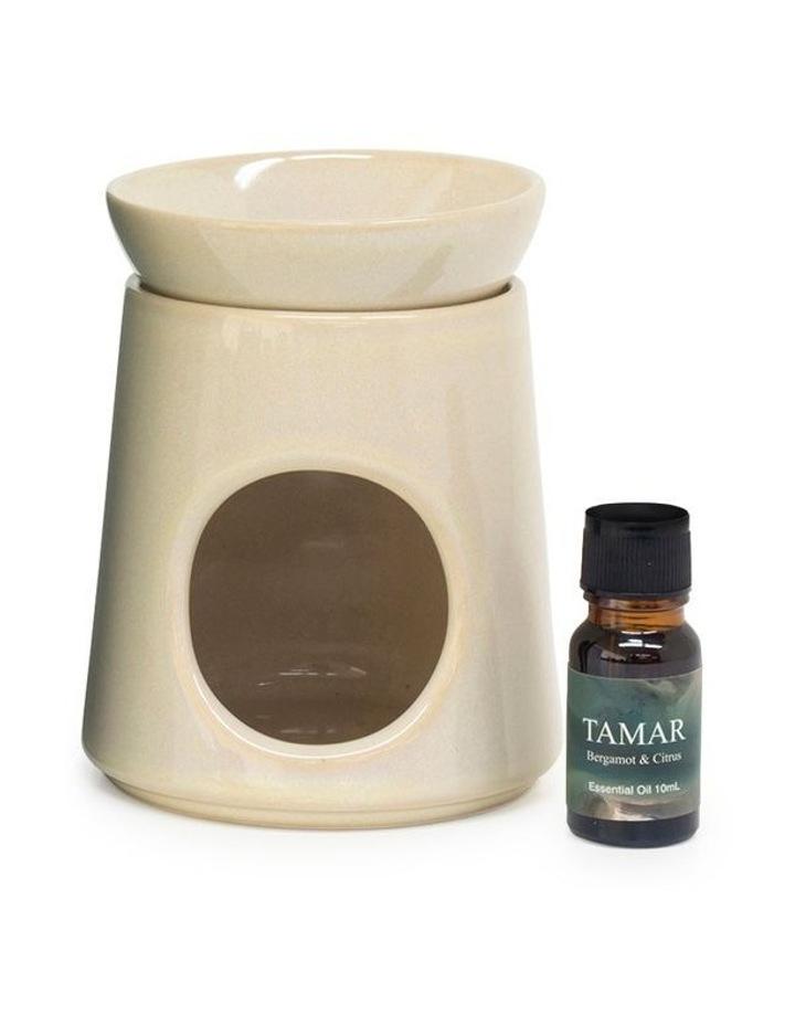 Tamar Bergamont & Citrus Oil Burner image 2