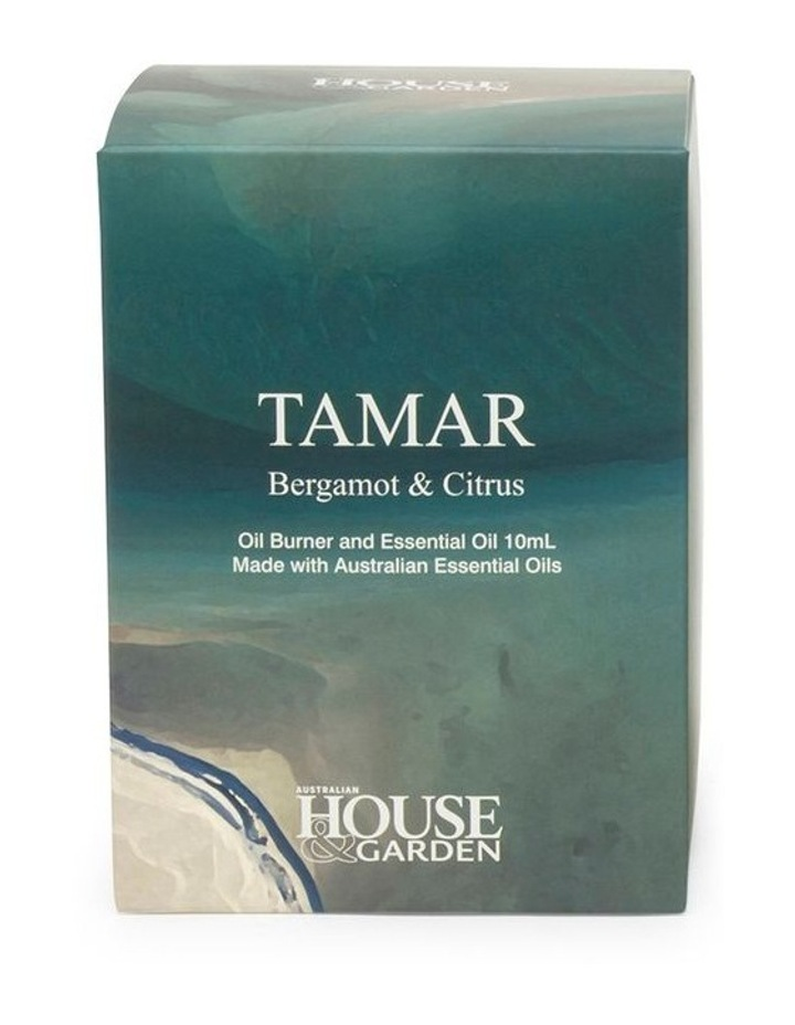 Tamar Bergamont & Citrus Oil Burner image 3