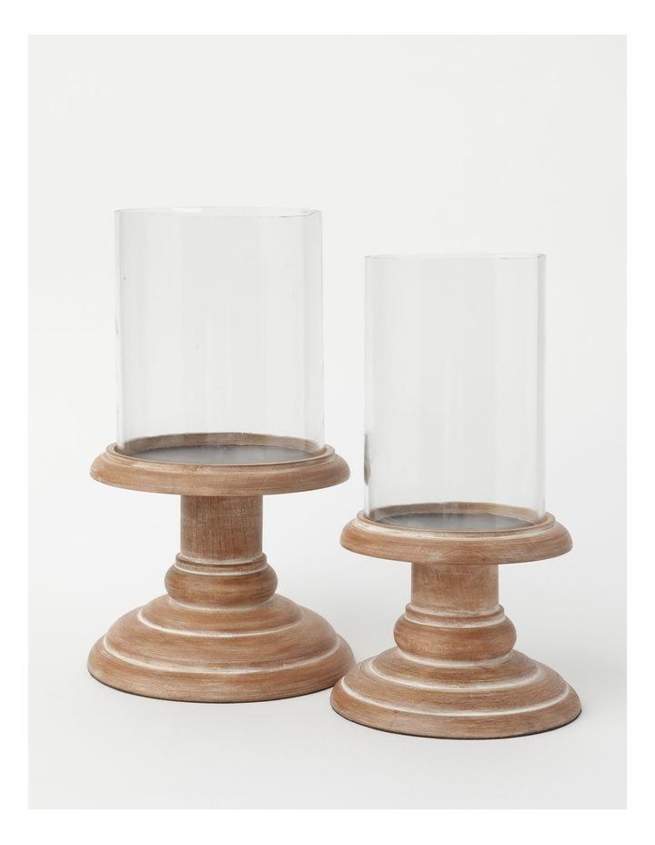 Heritage Tufton Candle Pillar 25cm image 4
