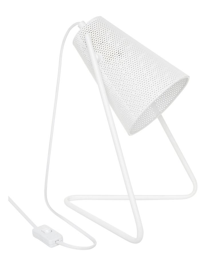 Kent Table Lamp - White image 1
