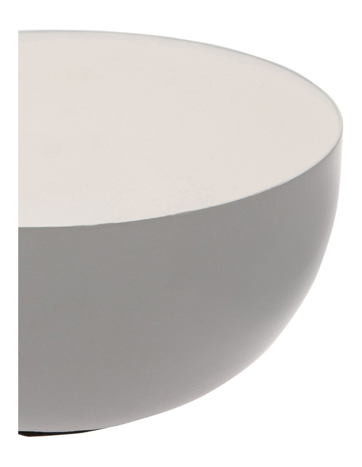 Gloss Interior Enamel and Metal Bowl 13cm image 2