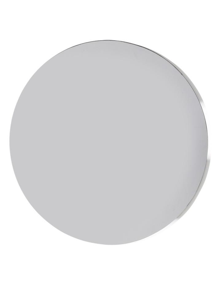 Vue Round Smoked Glass Mirror 50cm image 1