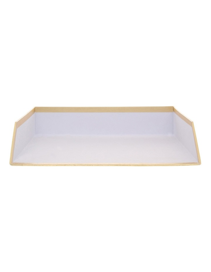 Nocturne Document Tray - Gold image 1