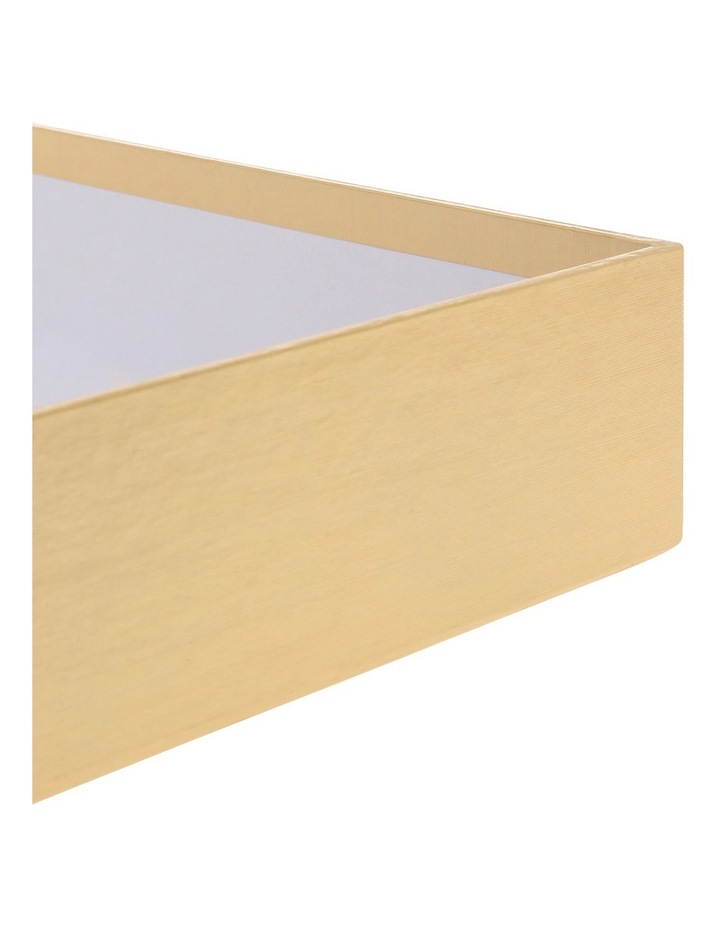 Nocturne Document Tray - Gold image 2