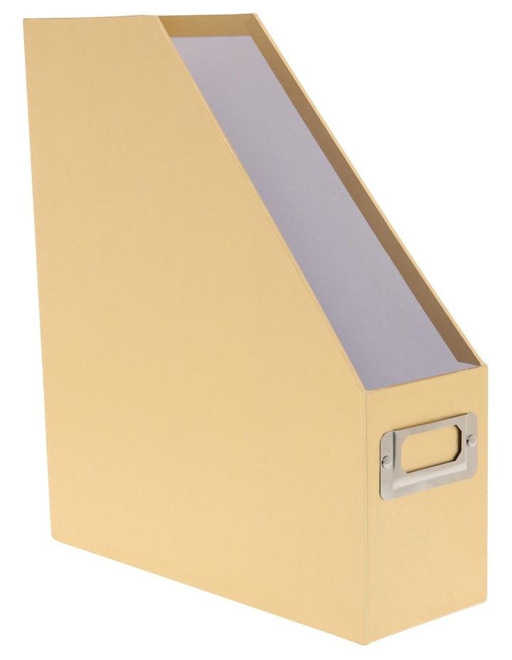 Nocturne File Holder - Gold image 2