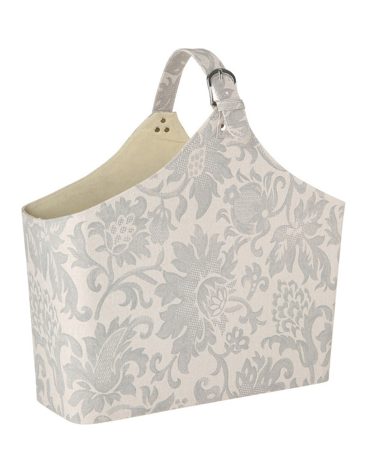 Tuilleries Fabric Magazine Tote image 2
