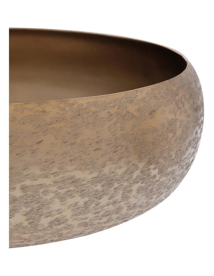 Verdon Decorative Bowl - Gold image 2