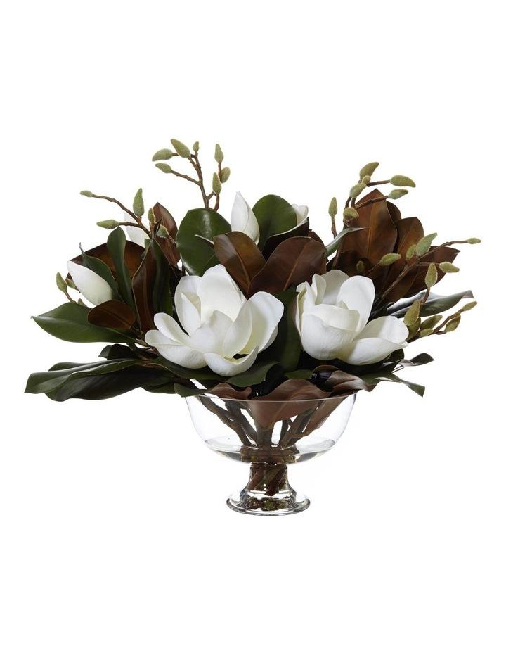 Magnolia Mix In Dahlia Bowl White by Heritage